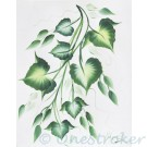Ivy Vine - painting on paper