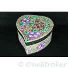 Custom painted Jewellery box