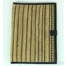File Holder from natural jute fibers